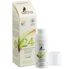 Крем для лица   №24   питательный, для нормальной и сухой кожи   50ml Sativa